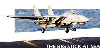 USS Theodore Roosevelt Title Image