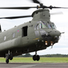 RAF Chinook Display Team Feature Report