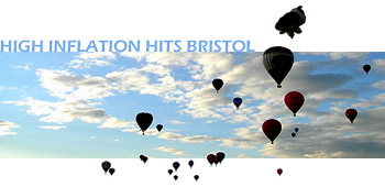 Bristol International Balloon Fiesta 2005 Title Image
