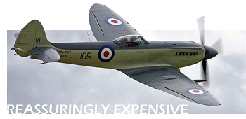 Duxford Flying Legends 2006 Title Image