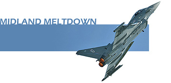 RAF Cosford Airshow 2006 Title Image
