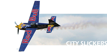 Red Bull Air Race 2007 (UK 6th Round) Title Image