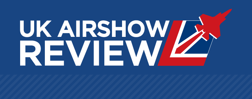 The first phase the refreshed UK Airshow Review has landed with our new logo, with more changes to come